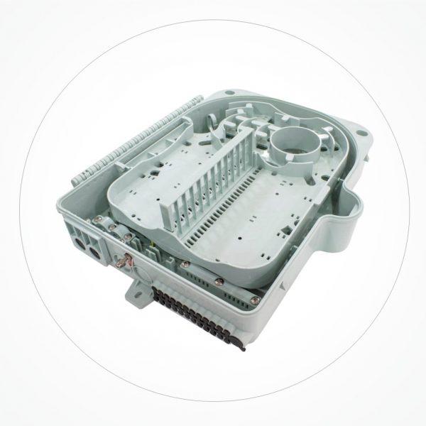Caja Distribucion 320*240*100mm 24SC IP65 SCS24A