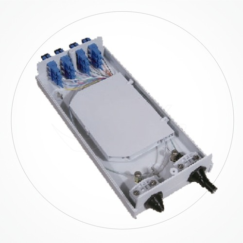 Caja Distribucion 280*130*50mm 6/8/12SC IP55 SCS24C1