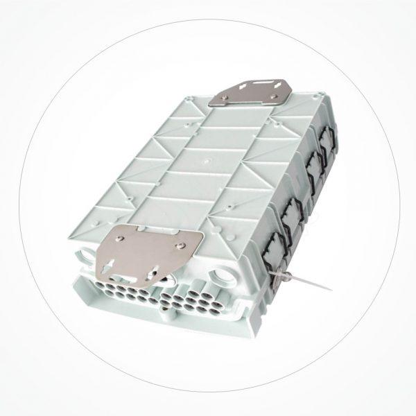 Caja Distribucion 340*220*95mm 24SC IP65 SCS24N1-2A