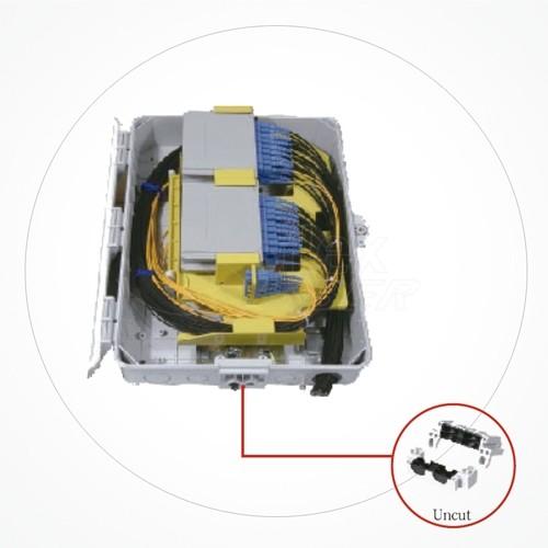 Caja Distribucion 420*320*130mm 32SC IP55 SCS32B