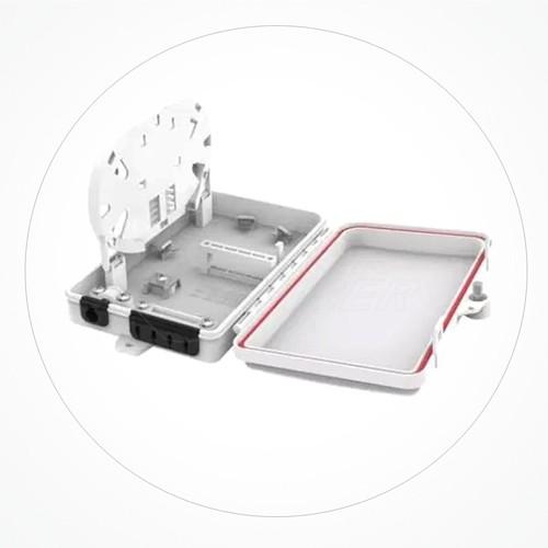 Caja Distribucion 186*116*40mm 4SC IP65 SCS4A