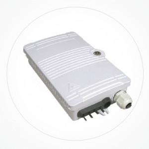 Caja Distribucion 191*120*44mm 4SC IP65 SCS4B