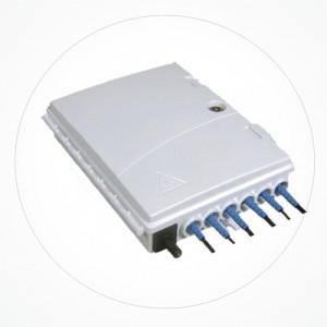 Caja Distribucion 150*120*37mm 6SC IP65 SCS6A