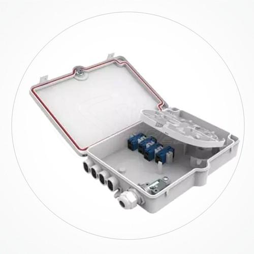 Caja Distribucion 213*163*47mm 8SC IP65 SCS8A