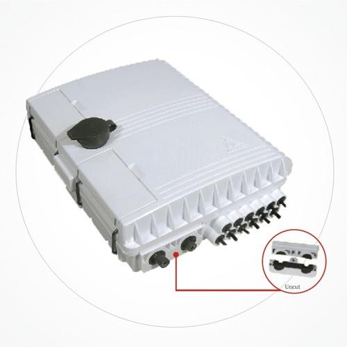 Caja Distribucion 250*190*39mm 8SC IP65 SCS8B