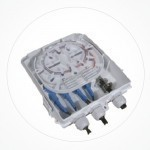 Caja Distribucion 199*160*46mm 8SC IP65 SCS8C