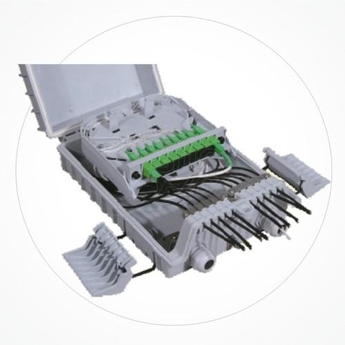 Caja Distribucion 274*175*86mm 8SC IP65 SCST6