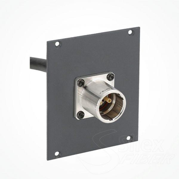 Conector LEMO 3K.93C Hembra Fijo PBW