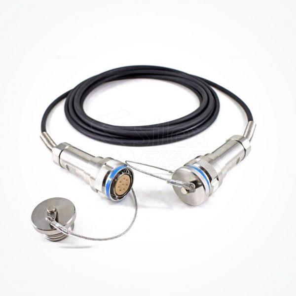 Jumper Aeronautico y Militar MIL-DTL-38999 J599 Connectors