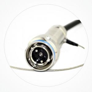 Conector Aeronautico y Militar MIL-DTL-38999 J599 Hibrido