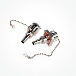 Conector Metalico 2 Fibras ODC Plug