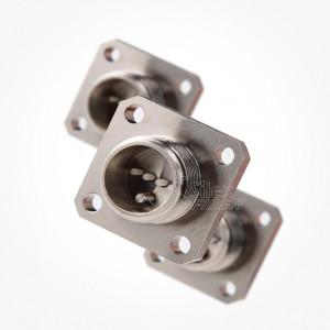 Conector Metalico 4 Fibras ODC Socket