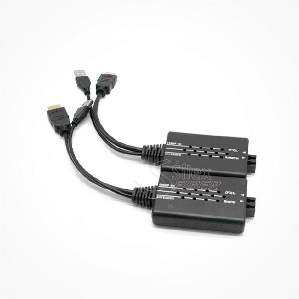 Conversor 4K HDMI a Fibra M4K-HDMI