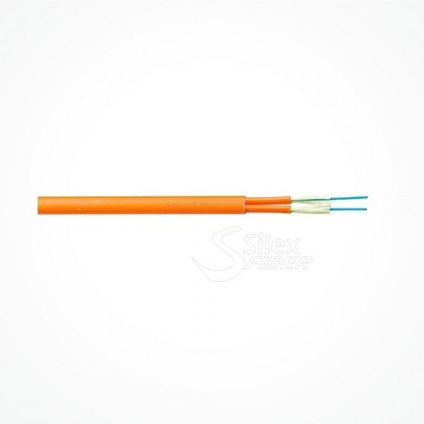 Cable Fibra Optica Interconexion FLATCORD Cod.