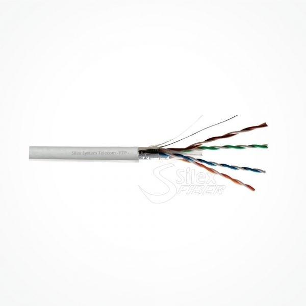Cable FTP Flexible AGW26 Cubierta LSZH Cat6