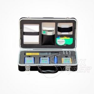 Kit de medicion y limpieza de fibra optica SLXM1