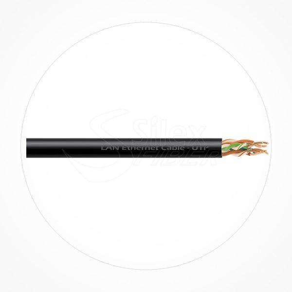 Cable UTP Rigido AGW23 Cubierta PE Cat6 Premium