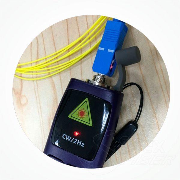 Laser Localizador visual de fallos 15mW VLS8-15