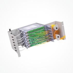 Panel Distribuidor ORSM 6 Bandejas 72 fusiones OR672