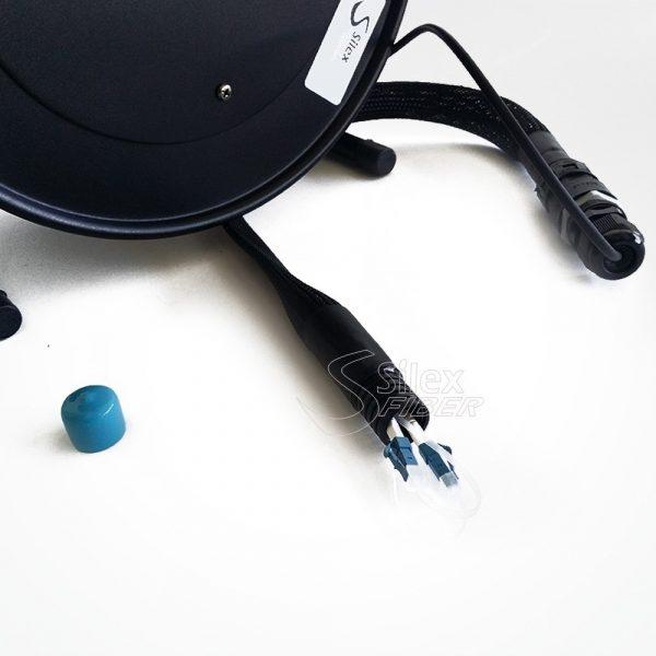 Protector Flexible Fibras y Conectores SXFlex