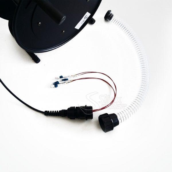 Protector Semiflexible Anillado Acero Fibras TRMax