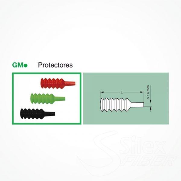 Protector PVC Fuelle GMP y GMF para conectores PUW y FUW