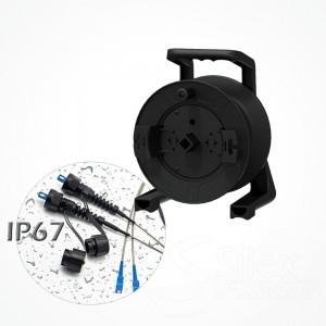 Roller Fibra Optica Conector IP67/IP68 LC IPR S235