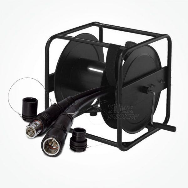 Roller Fibra Optica Metalico S5445 SMPTE LEMO 3K.93C