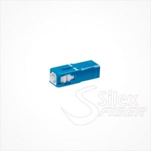 Terminacion SC fibra optica