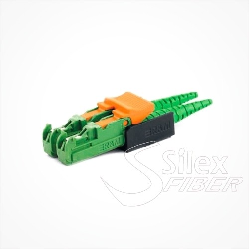 Conector fibra optica E2000
