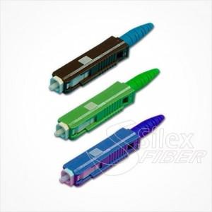 Conector fibra optica MU