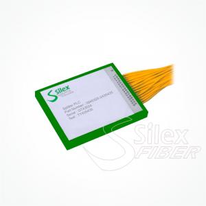 Divisor repartidor Splitter SC APC caja PVC fibra optica