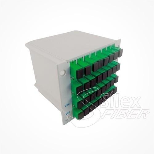 Divisor Splitter Optico PLC CASSETTE 1x32 SC APC