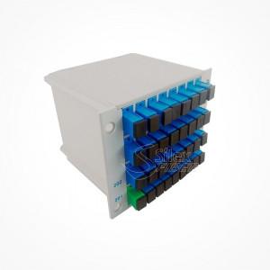 Divisor Splitter Optico PLC CASSETTE 1x32 SC PC