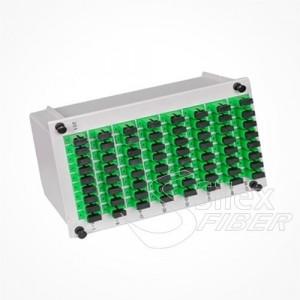 Divisor Splitter Optico PLC CASSETTE 1x64 SC APC