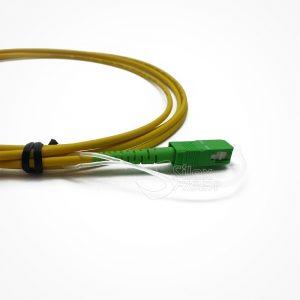 Tapon con Rabillo para conector SC y LC tipo PIN para Ferrule