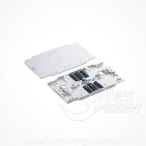 Cassette porta empalmes para bandejas de Fibra Optica CS928