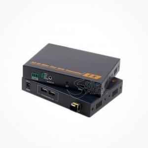 Conversor de Fibra optica - HDMI SLX-THF123HKM