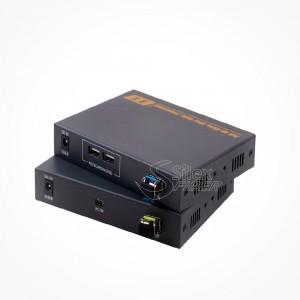 Conversor de Fibra optica - DVI SLX-THF122DKM