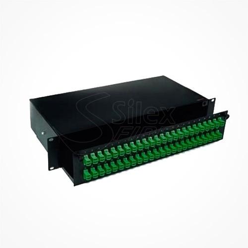 Panel de distribucion Fibra Optica 2U 48-96 STD2U