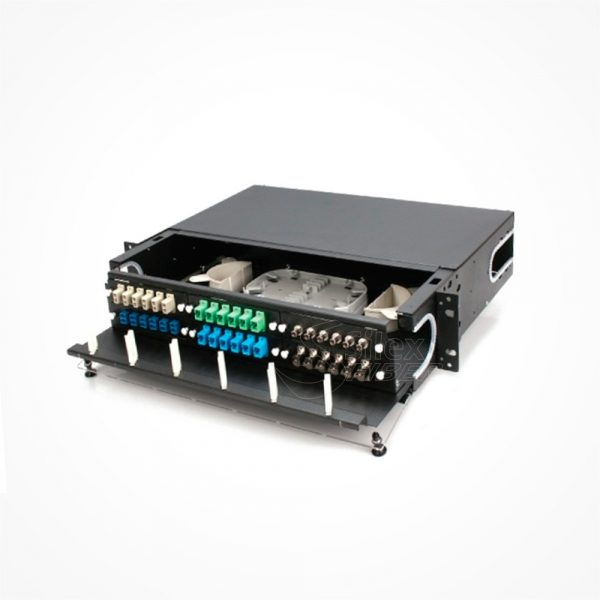 Panel de distribucion Fibra Optica 2U 36-72 Xtra2U