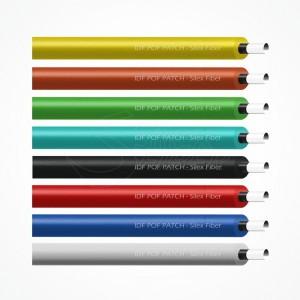 Cable PatchFOP-SX Cubierta LSZH