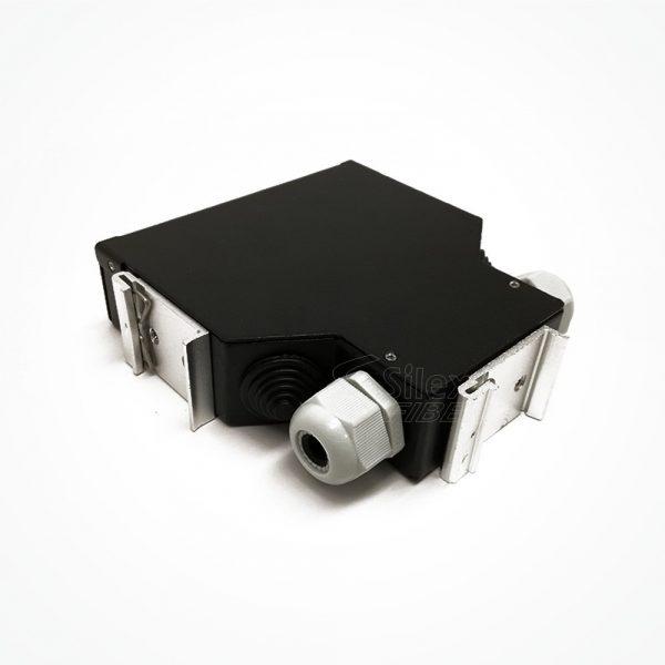 Caja Metalica carril DIN SIBOXDark 03A