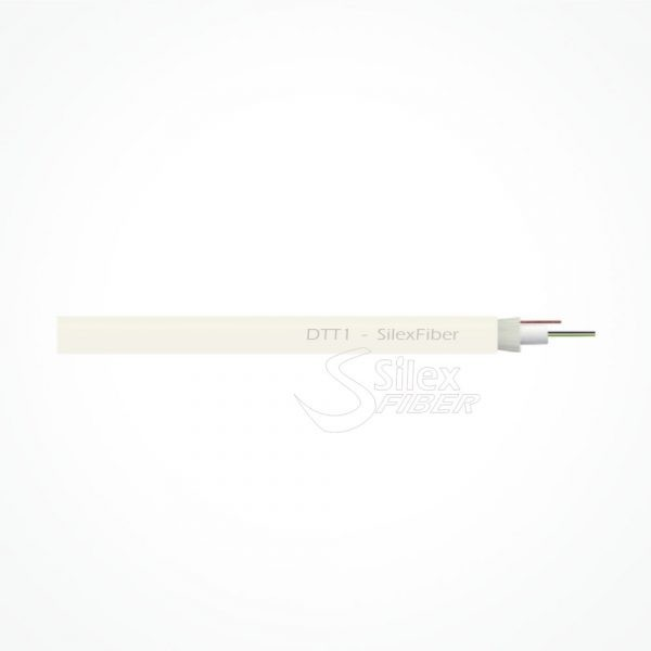 Cable Fibra Optica Dieléctrico DT1-Z Miniflex 2 a 12 Fibras