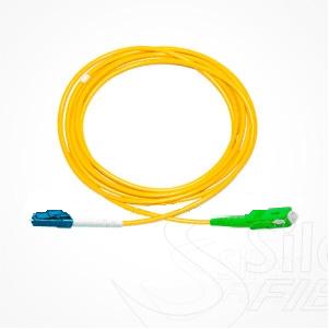 Latiguillo fibra optica Monomodo LC/APC-SC/UPC