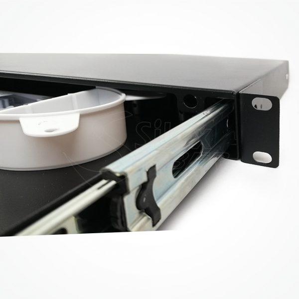 Panel Patchpanel Fibra Optica 1U 24-32-48 SY-Max