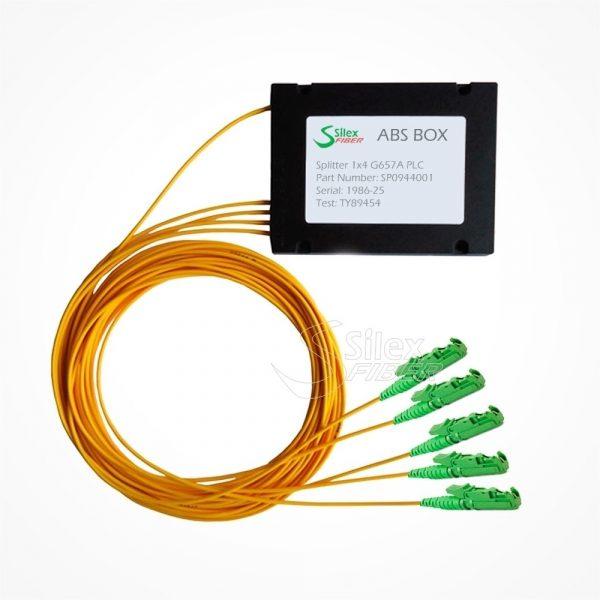 Divisor Splitter Optico PLC Box ABS E2000 APC