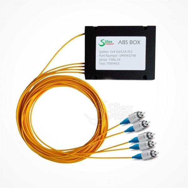 Divisor Splitter Optico PLC Box ABS FC PC