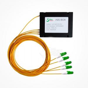 Divisor Splitter Optico PLC Box ABS LC APC
