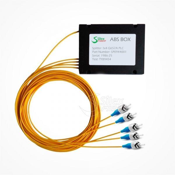 Divisor Splitter Optico PLC Box ABS ST PC